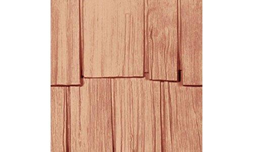 Сайдинг Найлайт деревянная щепа Hand-Split Shake в Петербурге