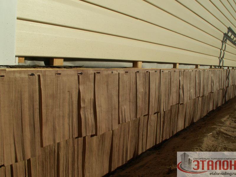 сайдинг найлайт деревянная щепа фото etalonsiding.ru