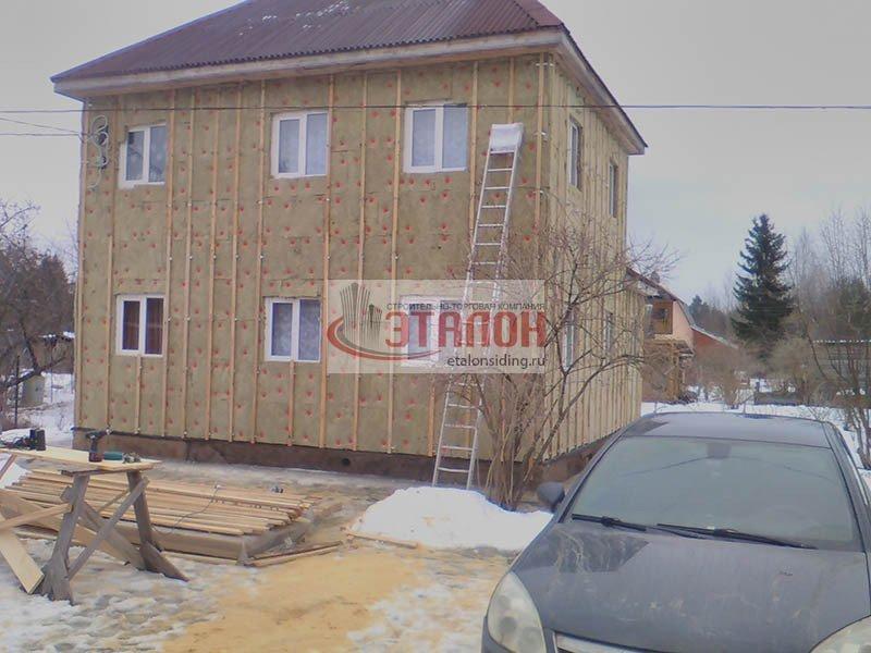 утепление сайдингом etalonsiding.ru