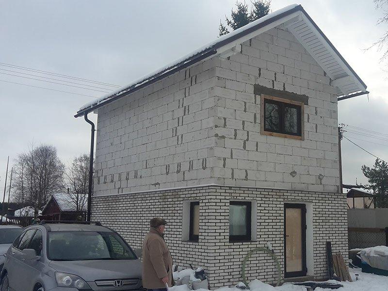 Прозрачные террасы пристроенные к дому фото есть